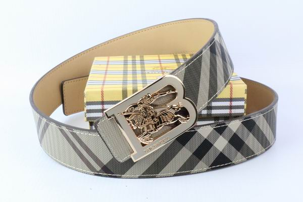 Burberry Leather Belts AAA Quality-107