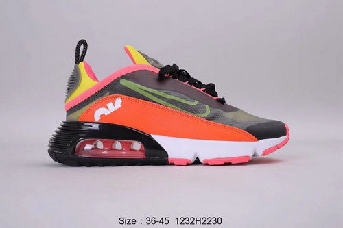 Women's Nike Air Max 2090 Running Shoes-4